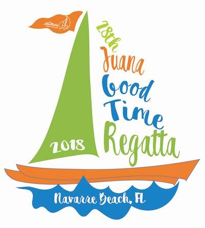28th Annual Juana Good Time Regatta, Navarre Beach Florida