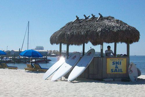 Juana's Pagodas/Sailors' Grill-Navarre Beach, Florida